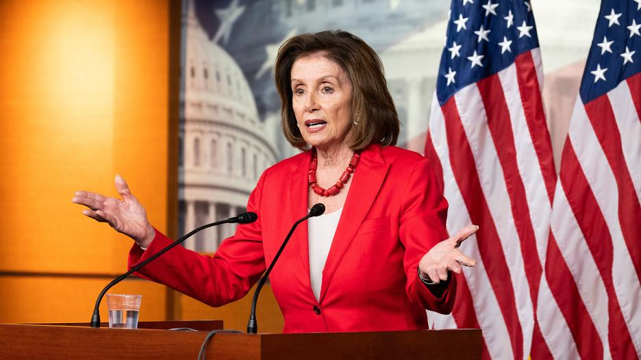 Nancy Pelosi Doesn't Know Who The Democratic Party Is Anymore
