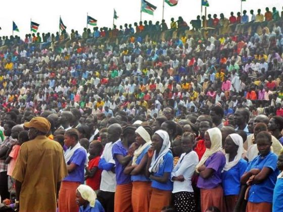 More than 100 bodies from South Sudan gunfire, doctors say