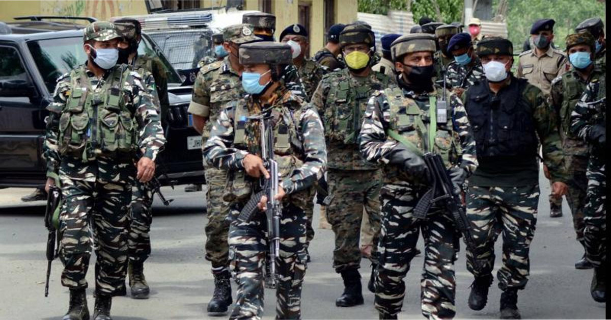 3 militants killed in Anantnag encounter