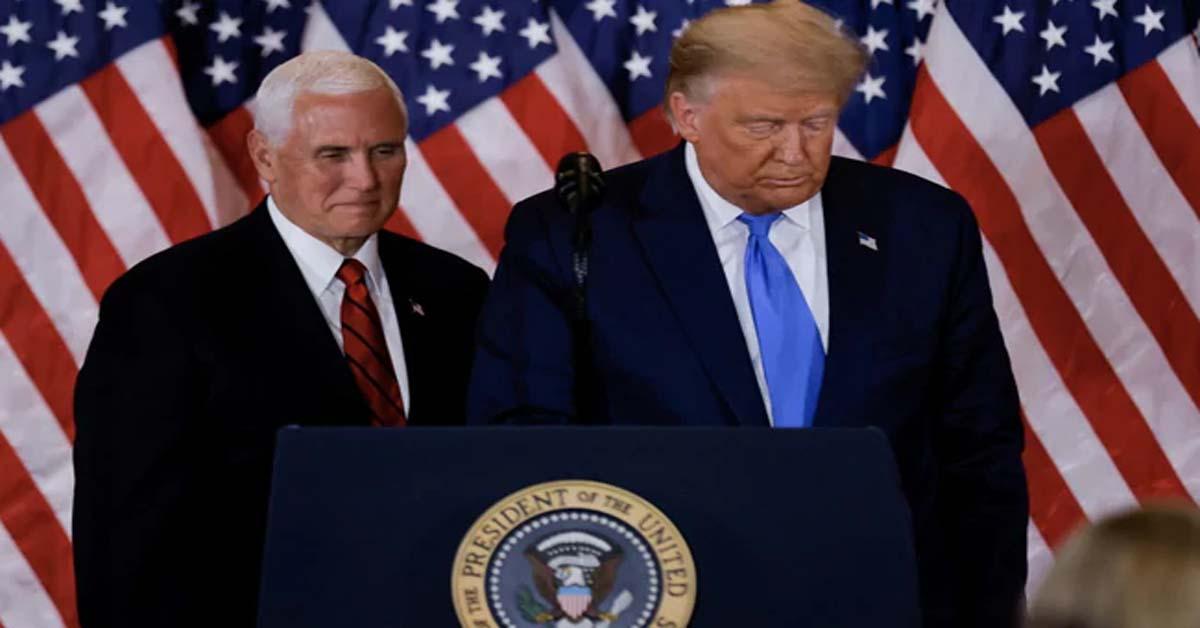 Trump Faces Historic Impeachment Vote As Pence Refuses To Remove Him