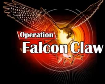 OPERATION FALCON CLAW: COVER STORY