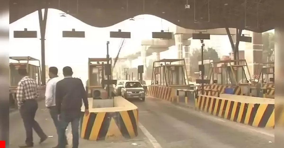 Farmers picket toll plazas in Haryana