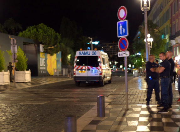 ISIS Supporters Celebrate Nice Attack as 77 are left dead
