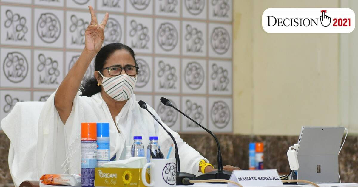 Mamata likely to retain Bengal as trends show TMC leading