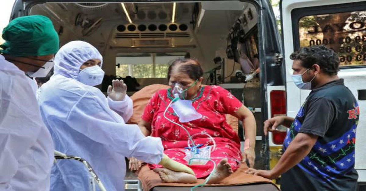 India posts record daily COVID-19 deaths, one in four globally last week