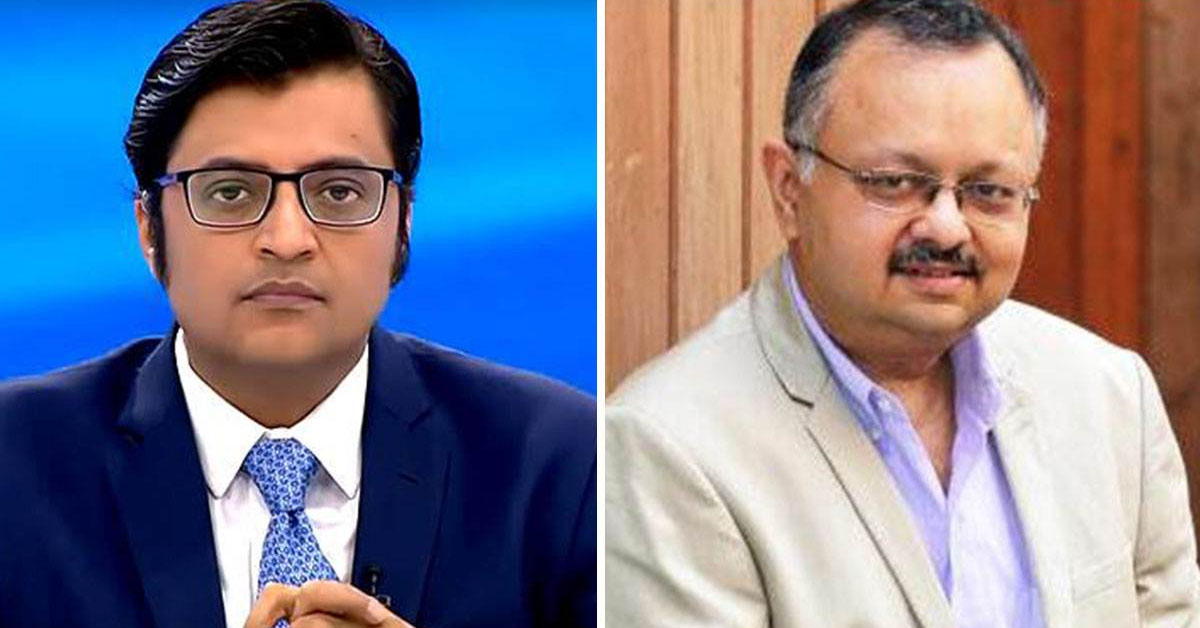 'NSA, PMO hooked to Republic' — Arnab Goswami 'WhatsApp chats' give TRP scandal new twist