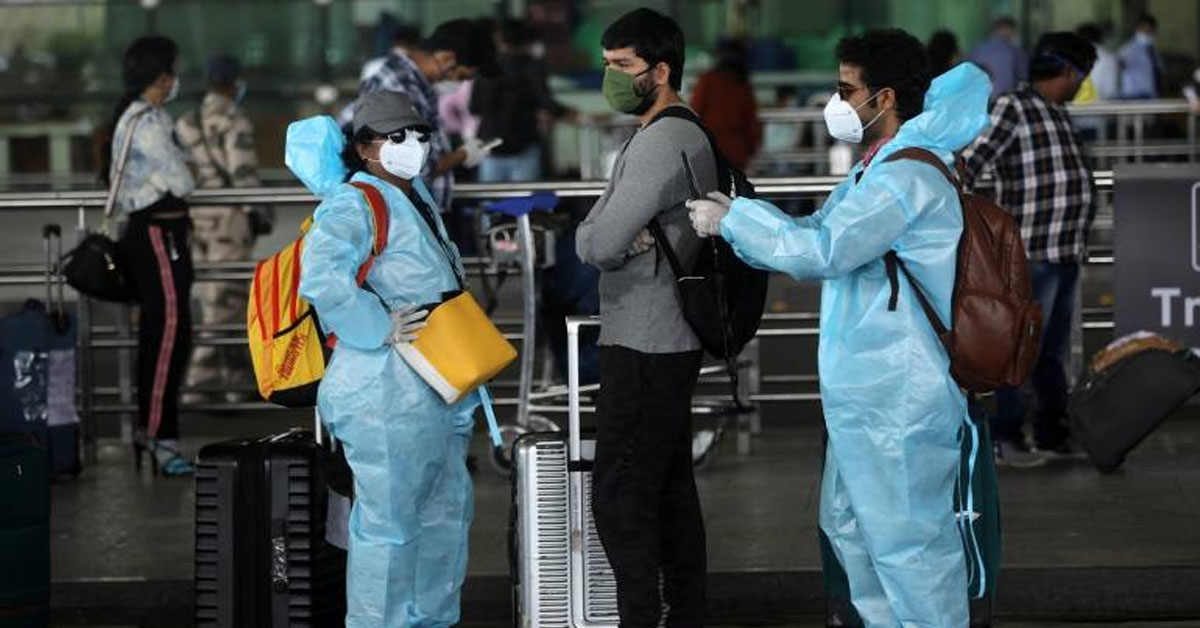 India sees record jump in COVID-19 cases