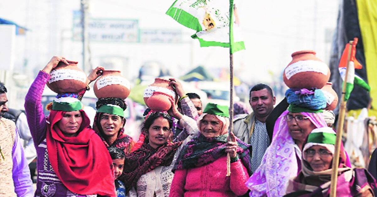 From Karnataka to Ghazipur, fresh boost for protest