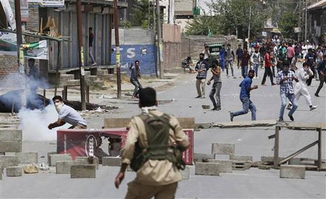 Kashmir seethes as 20 killed amid anti-India protests