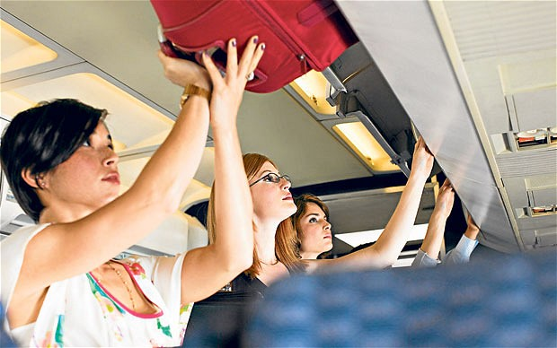 Rs 900 for extra cabin bags: Jet Airways