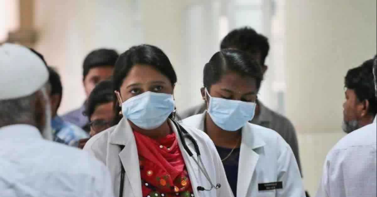 In India Coronavirus Cases Cross 8,000 Mark, 34 Dead In 24 Hours
