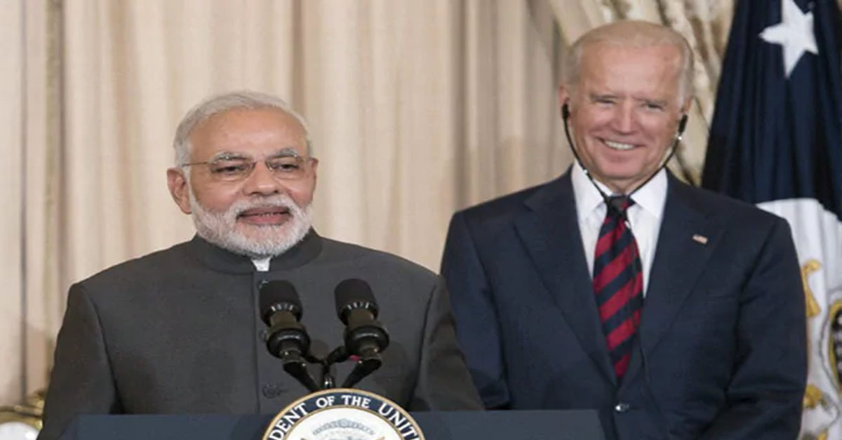 Biden To Host PM, Other Quad Leaders At First In-Person Summit Next Week
