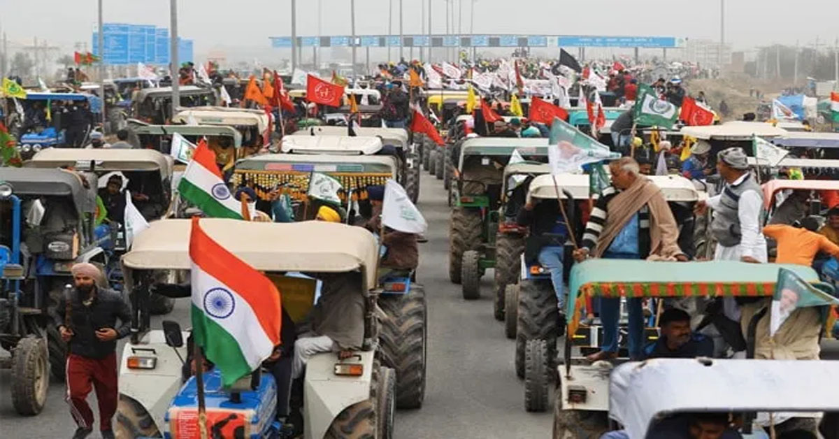 Cops To Decide On Farmers' Delhi Entry: Top Court On R-Day Tractor Rally