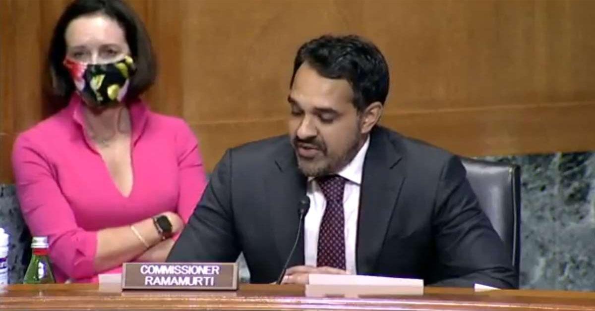 Biden Names Indian-American Bharat Ramamurti As Economic Council Member