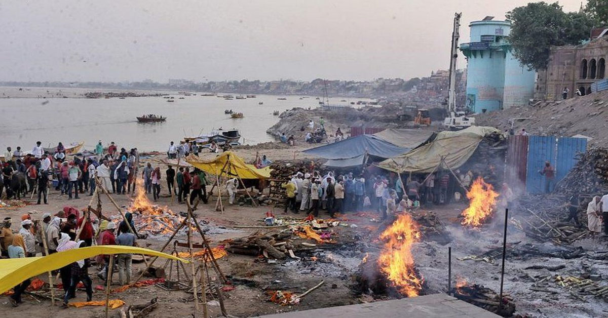 Anger rises as coronavirus rages in Varanasi