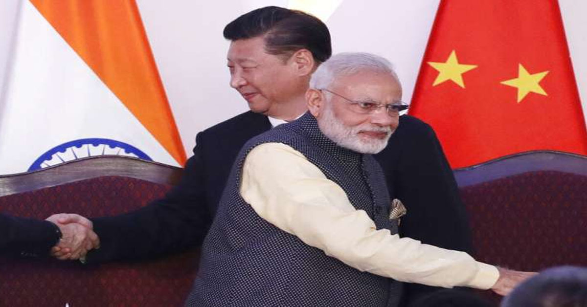 China under Xi stepped up 'aggressive' foreign policy towards India