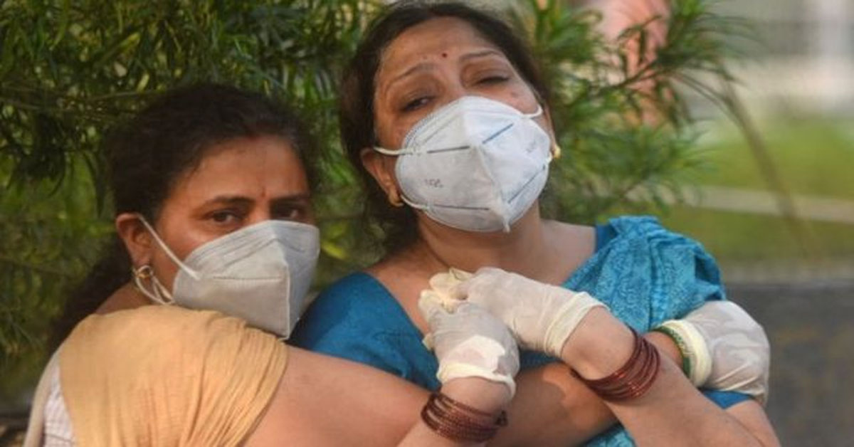 Coronavirus: How India descended into Covid-19 chaos