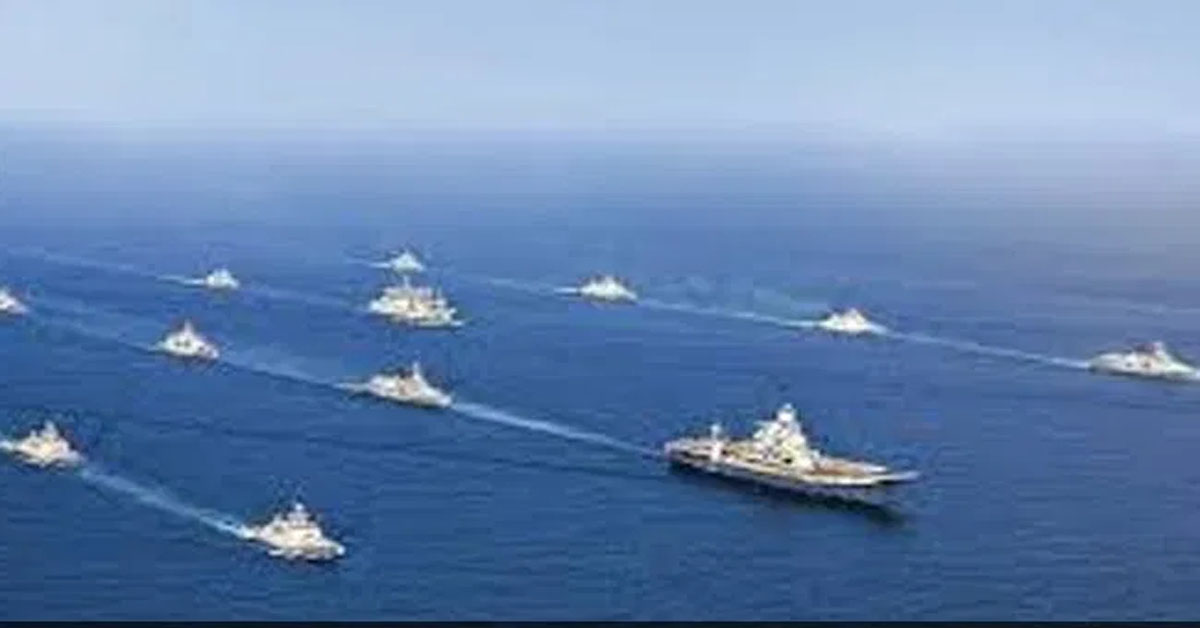 "Australia Mentions Quad's ""Deep Trust"", As It Joins India-US-Japan Naval Alliance"