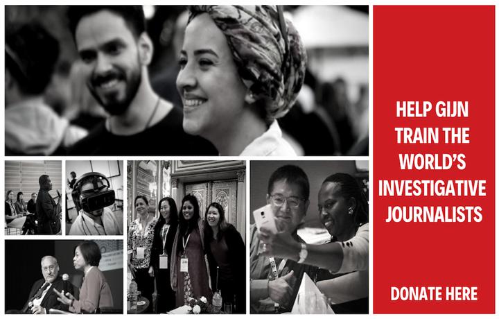 Help Strengthen Global Muckraking by Supporting GIJN!