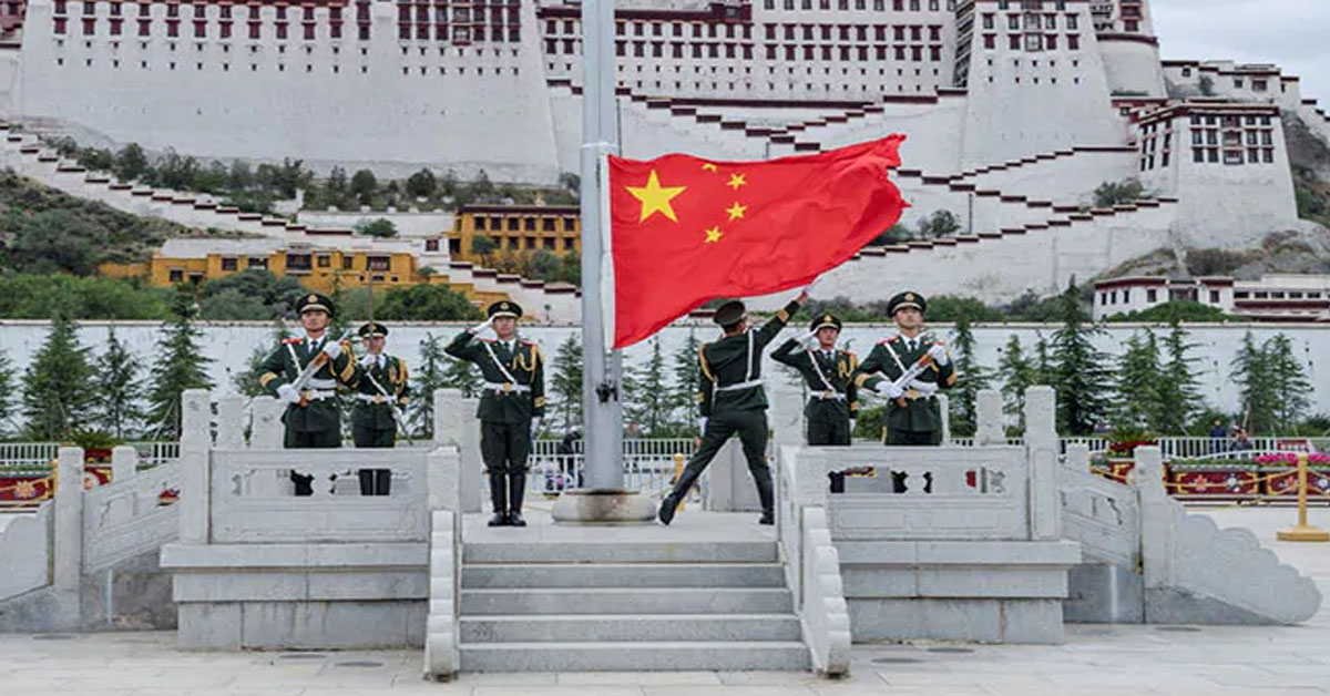 As China Restricts Access To Tibet, US Urges Nations To Make Laws Over It