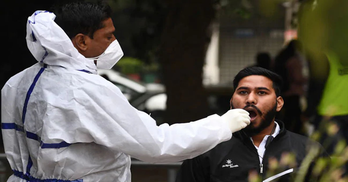 31,118 Fresh Coronavirus Cases In India