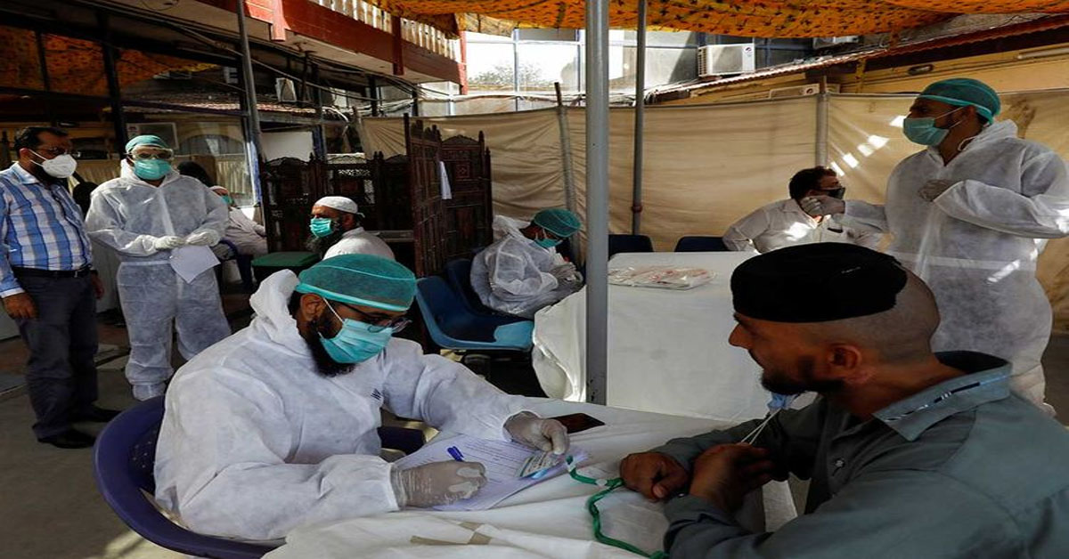 58 medical workers die fighting coronavirus in Pakistan