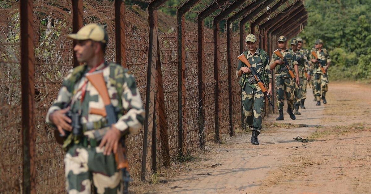 Explained: Row Over BSF's Increased Powers In 3 Border States