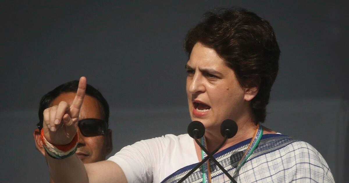 Have an open mind on forging alliance for Uttar Pradesh polls: Priyanka Gandhi