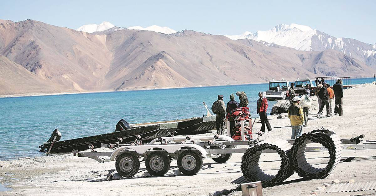 No breakthrough in LAC talks, both sides blame each other in statements