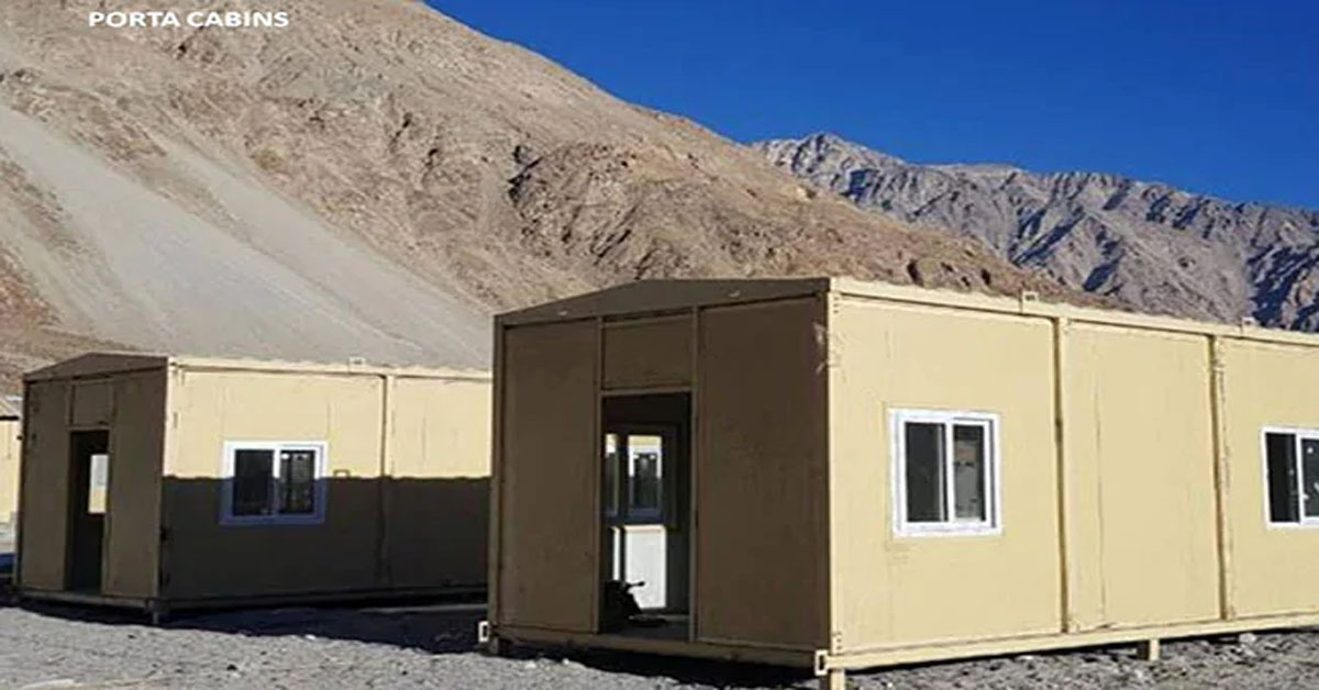 Troops In Eastern Ladakh Get Upgraded Living Facilities, Heated Tents