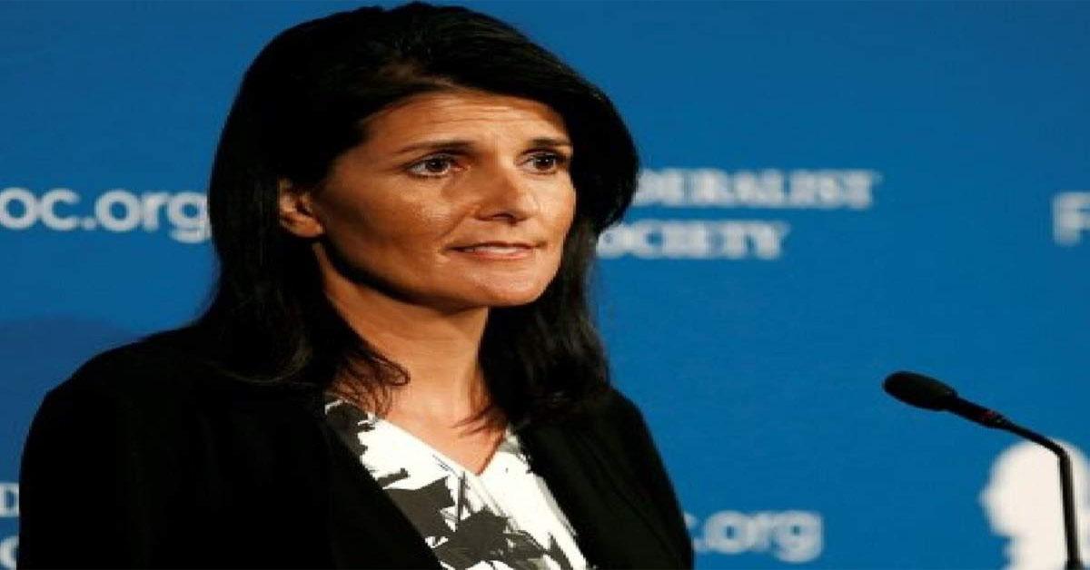 China under Xi has become very aggressive, bullish: Nikki Haley