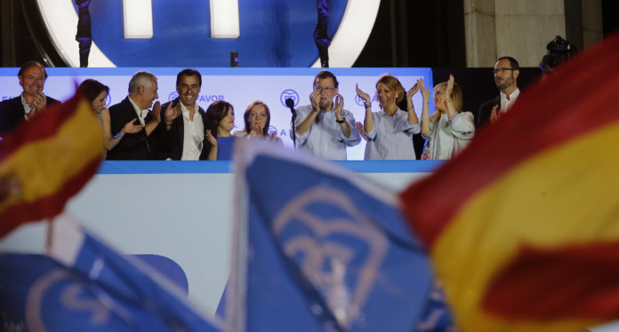 Spanish Parliament begins to try to elect new government