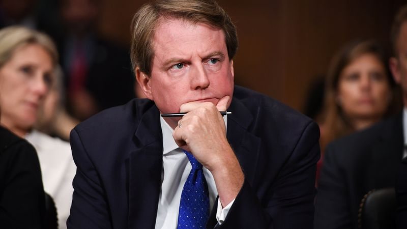 'Presidents Are Not Kings': Judge Orders Trump Lawyer Don McGahn To Testify Before Congress