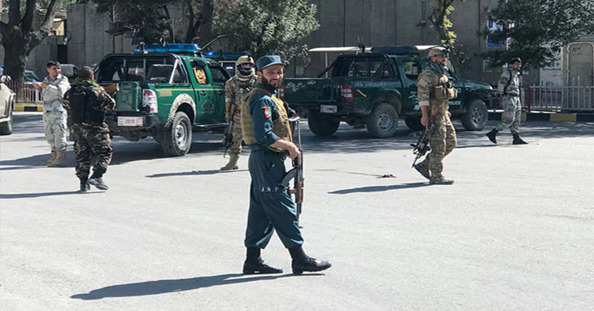 Gunmen Shoot Dead Two Women Supreme Court Judges In Kabul