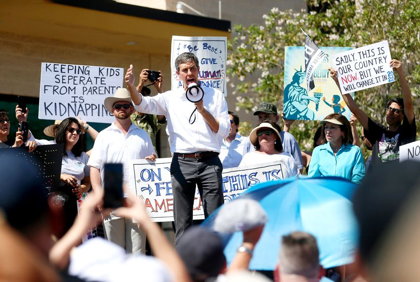 After debate, O'Rourke scrambles to shore up immigration credentials