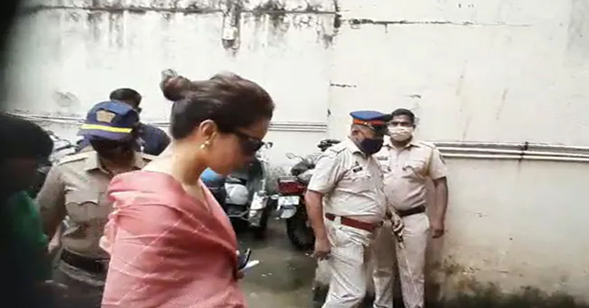 Kangana Ranaut, Javed Akhtar Face-To-Face In Court