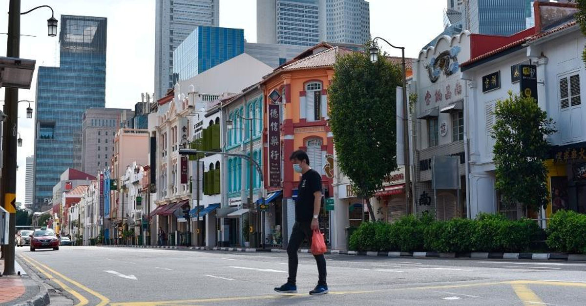 Singapore reports 481 new COVID-19 cases; all foreigners