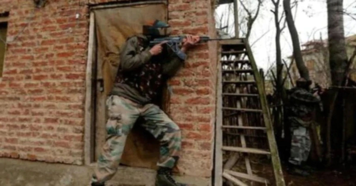 Hizbul terrorist killed in encounter in Doda