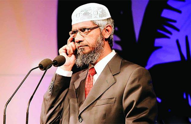 Not inspired any terrorist, I am a messenger of peace: Zakir Naik