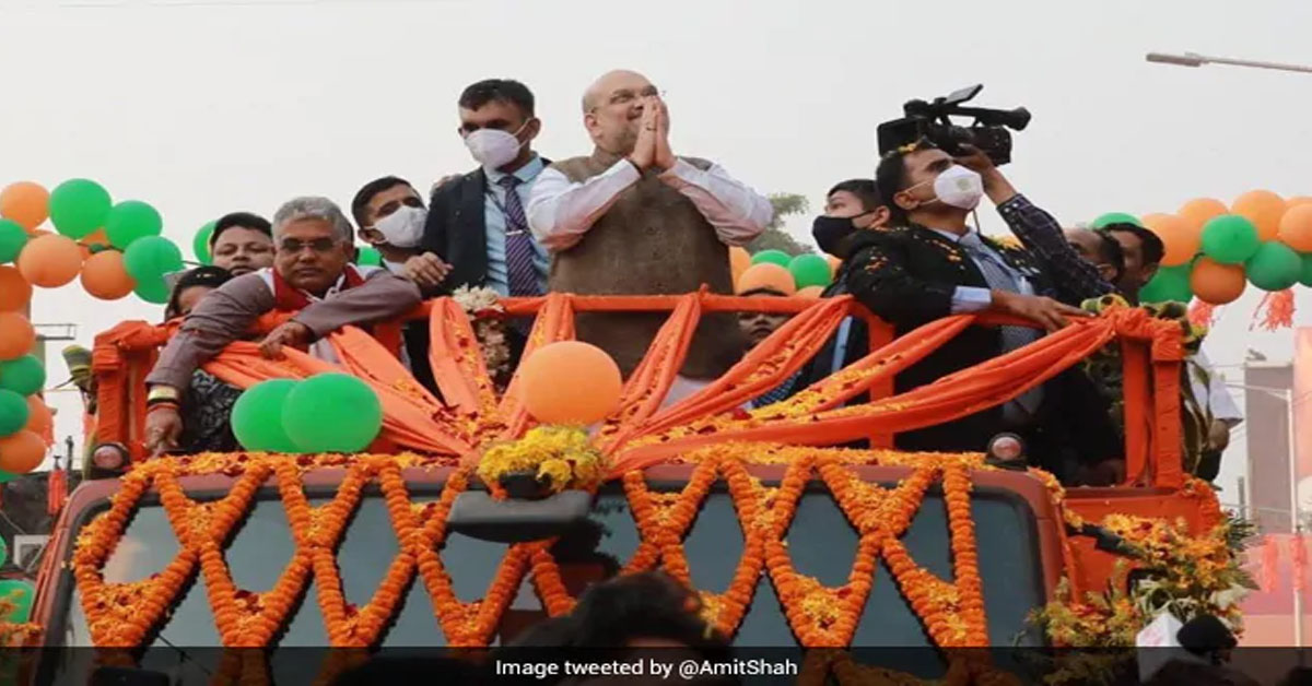 """""""Will Consider CAA As Soon As Covid Vaccination Starts"""": Amit Shah"""