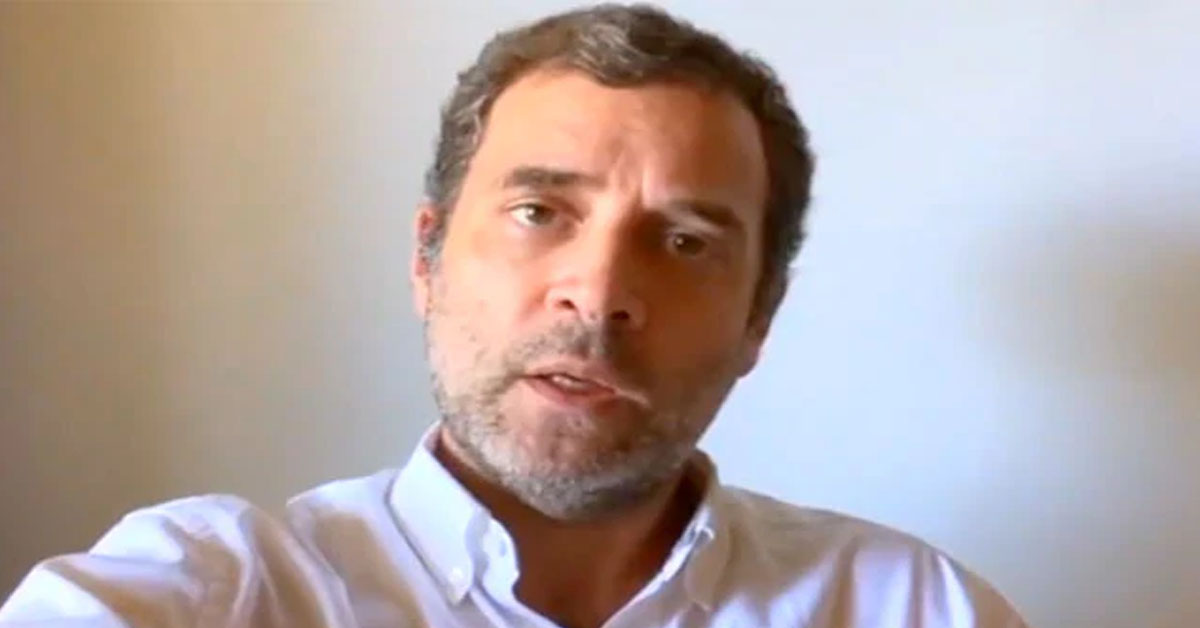 """""""If No Intel Failure, Then It Means..."""" Rahul Gandhi On Maoist Attack"""