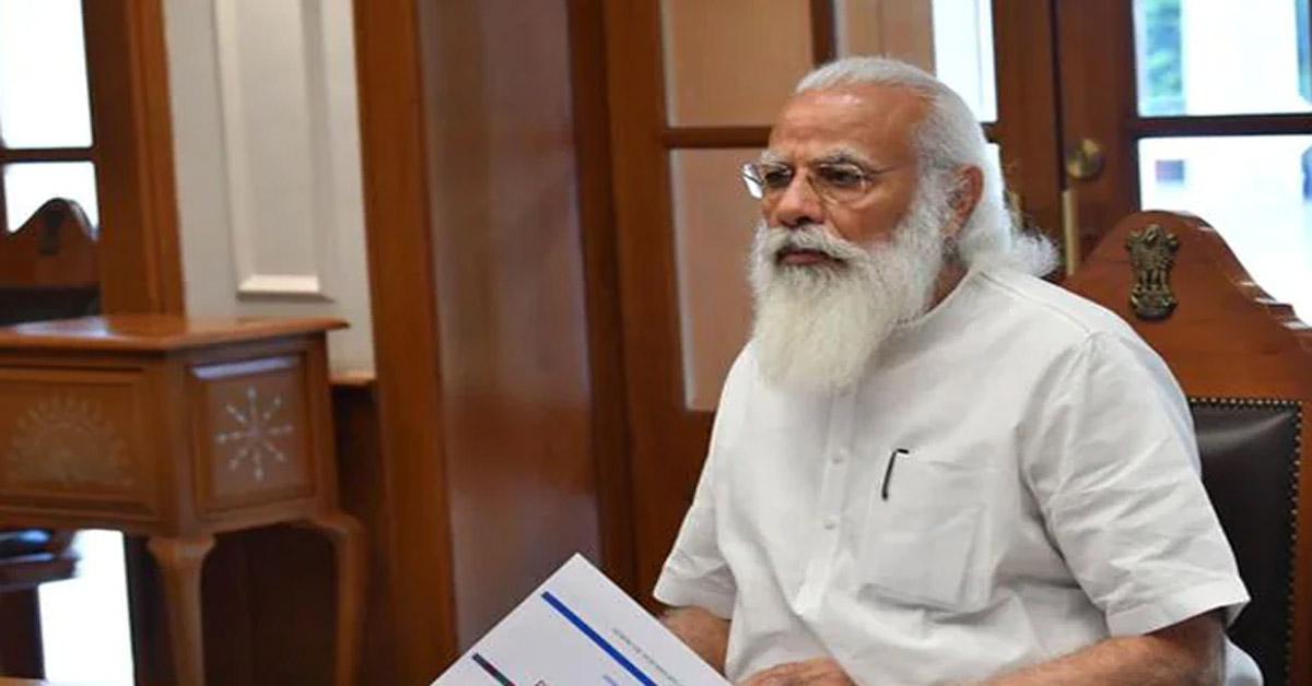 PM Modi Chairs High-Level Meet Amid Surge In Coronavirus Cases