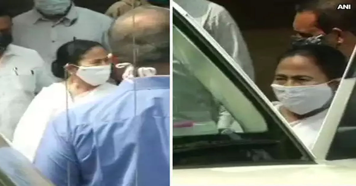Mamata Banerjee Visits Nephew's Home Ahead Of CBI Questioning His Wife