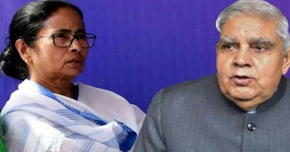 """Don't Play With Fire"": Governor To Mamata Banerjee Over Bengal Violence"