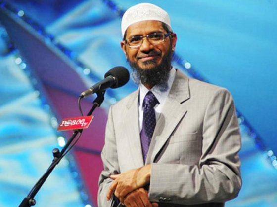 Zakir Naik ducked media once again