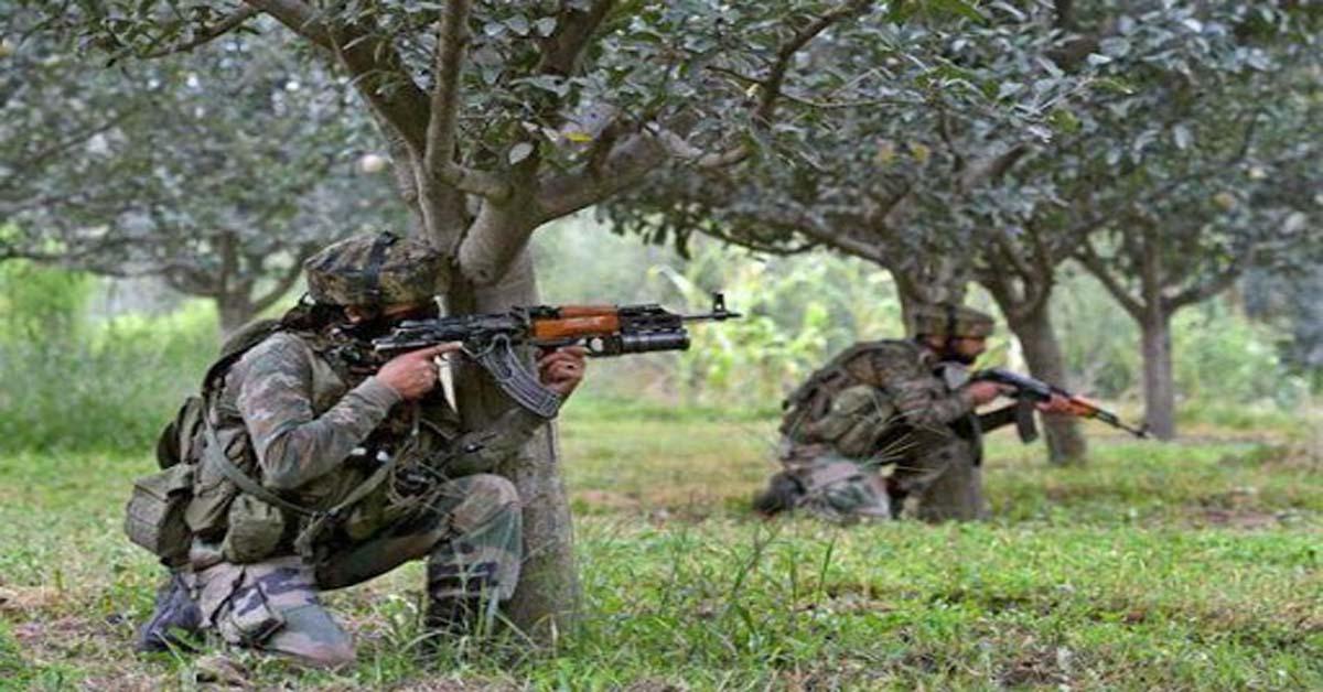 Pak targets forward areas in J-K's Poonch