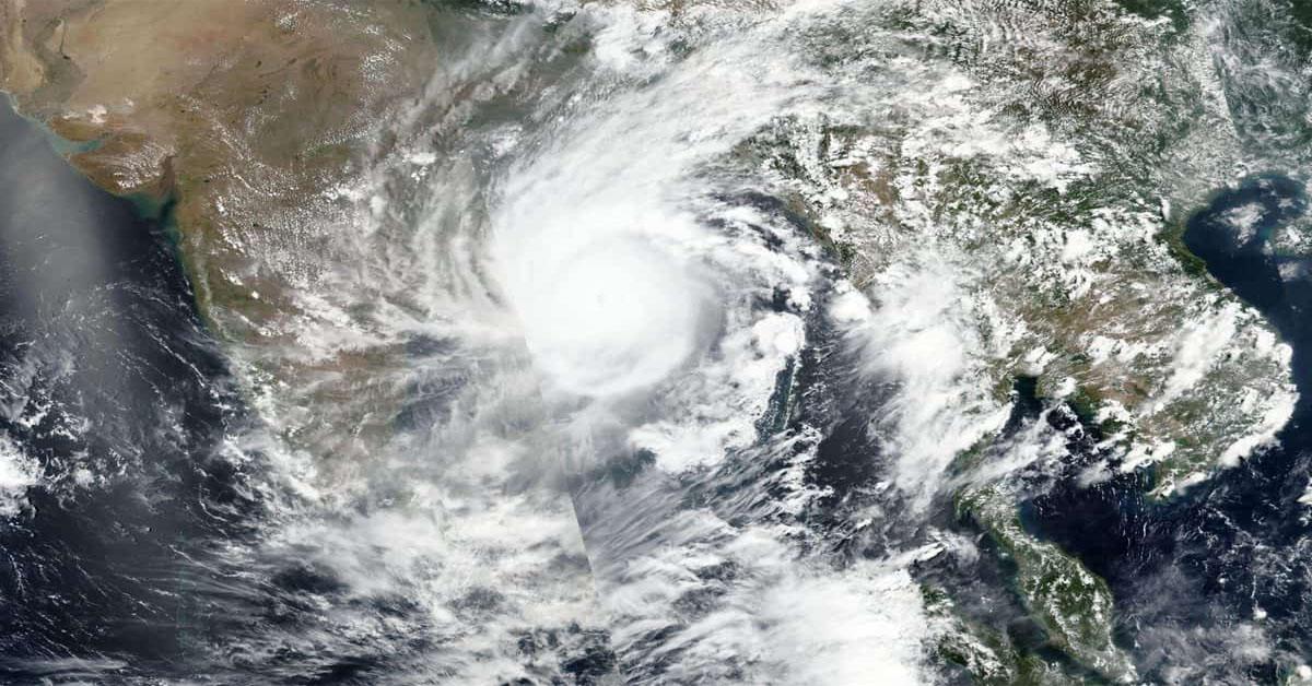 Cyclone Amphan: High velocity winds pound Odisha