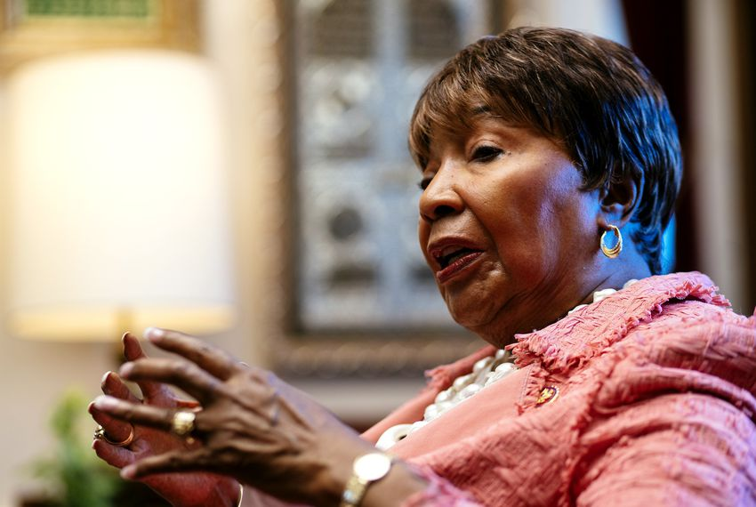"""I'm not sorry"": A quarter century later, Eddie Bernice Johnson stands by her crime bill vote"