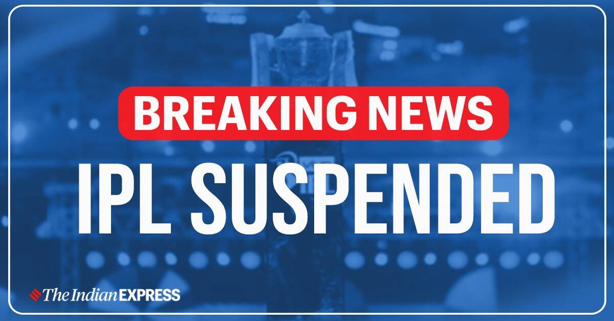IPL 2021 postponed due to COVID-19 scare