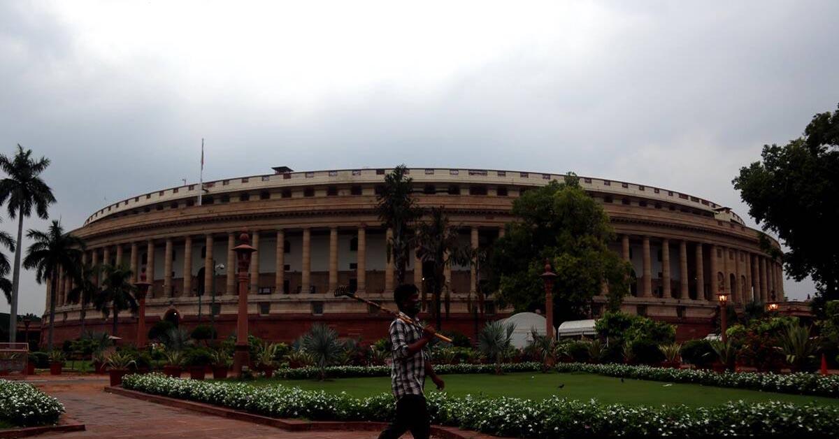 Opposition raises slogans as PM Modi introduces new ministers; 'unhealthy behaviour', says Rajnath